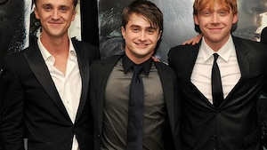 Image principale de l'article Tom Felton: «Harry était en amour avec Draco»