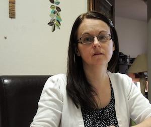 Carole Thomas avait reçu Le Journal chez elle en février pour raconter le récit de son viol allégué en détail.