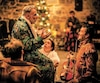 Le comédien Jacques Leblanc est en vedette dans un grand conte de Noël qui tourne autour du Château Frontenac.