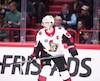 Eric Karlsson a inscrit un but et ajouté 16 mentions d'aide, pour 17 points, depuis qu'il a salué son retour dans l'alignement des Sénateurs d'Ottawa.