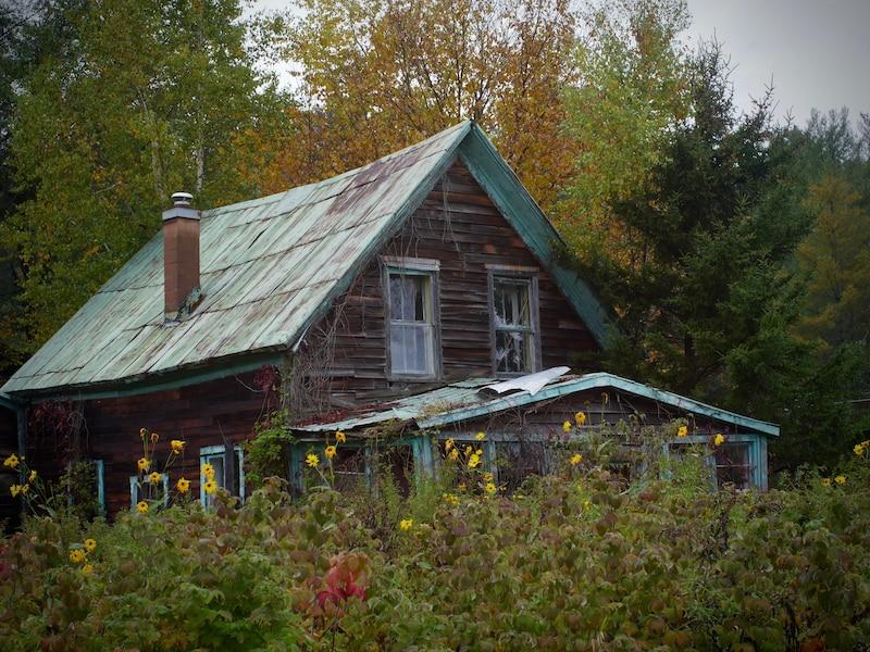 Image principale de l'article Une maison abandonnée qui donne froid dans le dos