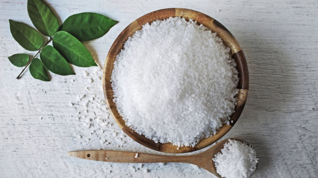 Des idées pour laisser tomber le sel