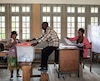 MADAGASCAR-ELECTIONS-VOTE
