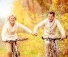 Les balades à vélo sont une belle façon de donner le sourire à un parent qui s'ennuie.
