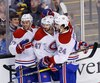 Montreal Canadiens vs Boston Bruins
