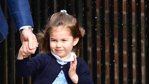 Image principale de l'article Une photo de princesse Charlotte émeut les Anglais