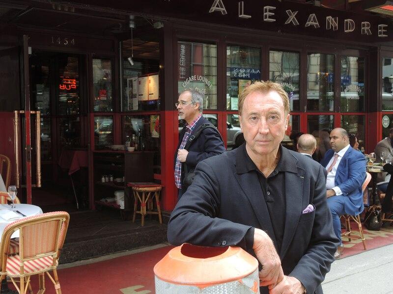 Restaurant Chez Alexandre Rue Peel