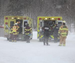 Une femme d'origine française dans la vingtaine est décédée jeudi matin dans un accident de motoneige près de Lac-Beauport, au nord de Québec.