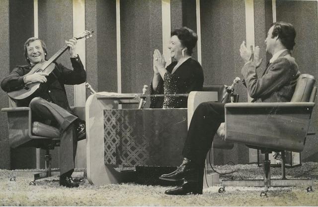 Jean Lapointe, Lise Payette et Jacques Fauteux.