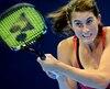La Canadienne Rebecca Marino a poursuivi sur sa lancée, samedi en demi-finale du tournoi ITF d'Antalya, en Turquie.