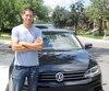 Nick Bountounis estime qu'il n'a pas payé sa Volkswagen à juste prix en raison de ce possible cartel entre constructeurs.