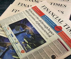 BRITAIN-MEDIA-INDUSTRY-PUBLISHING-DIVEST-BUSINESS-PEARSON-FT