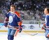 À titre de nouveau gouverneur chez les Oilers, Wayne Gretzky voit d'un bon œil la présence des joueurs de la LNH aux Jeux olympiques.