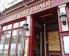 Le Café Buade a subi des dégâts dans l'une de ses salles à manger et dans ses bureaux en raison d'un incendie qui s'est déclaré mardi soir, le 5 mars 2019.