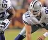 Louis-Philippe Ladouceur n'a toujours pas connu l'affront d'effectuer la moindre mauvaise remise après 14saisons dans la NFL avec les Cowboys.