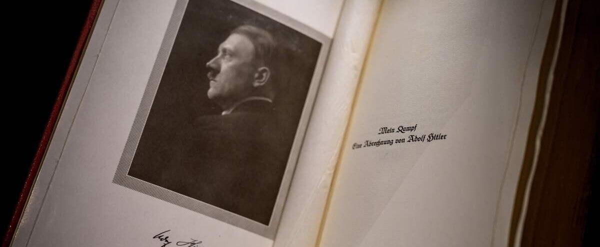 Allemagne: des milliers d'euros pour des effets personnels d'Hitler aux enchères