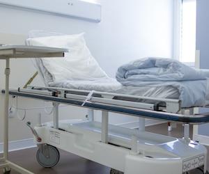 Chambre hopital - Hospital room