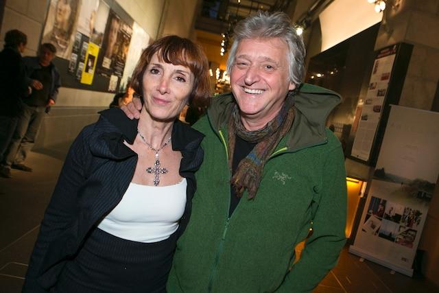 Gilbert Rozon, accompagné de sa conjointe Danielle Roy, avait lui aussi eu la chance de lire le scénario de Reem. «J'ai adoré. J'aurais aimé le produire.»