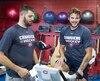Tests physiques des joueurs du CH le 22 septembre au centre d'entraînement de Brossard