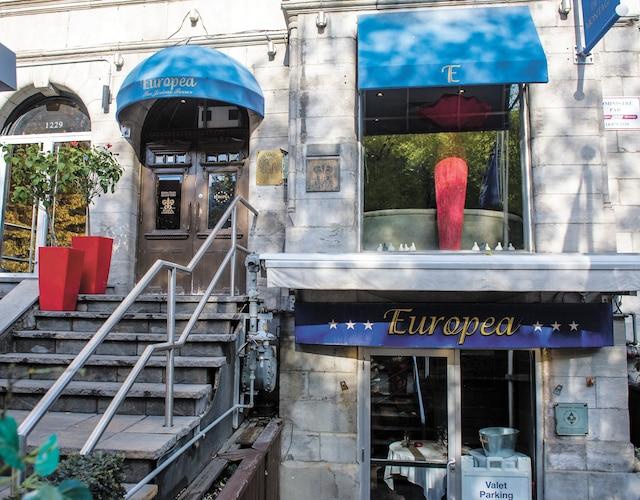 Le restaurant Europea du chef Jérôme Ferrer a écopé de 2900$ en amendes en septembre.