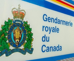 Gendarmerie royale du Canada ( GRC )