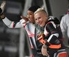 Phylicia George et Kaillie Humphries