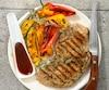 Steak de veau à la sauge