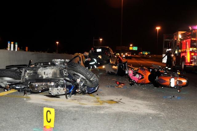 L'accident était survenu le 27 juin 2010 sur l'autoroute 30, au niveau de Candiac