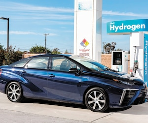 De nombreux constructeurs automobiles, dont Toyota, investissent dans la recherche sur la filière hydrogène.