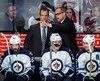 L'entraîneur en chef des Jets, Paul Maurice, est élogieux envers Claude Julien.