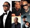 Les tops du hip hop
