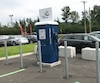 Station de recharge rapide c.c. Roulez électrique, Deragon E
