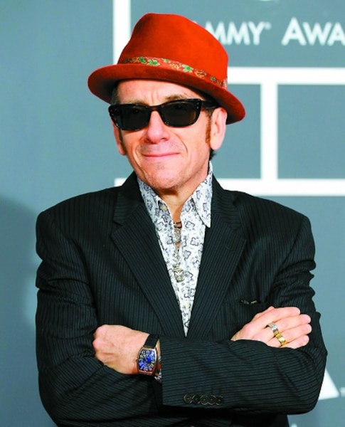 Le 17 septembre<br> Elvis Costello & The Roots<br>  Wise Up Ghost