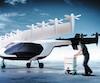 Unither vise une autonomie de 460 km pour son aéronef électrique à décollage vertical.