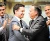François Legault et son ministre Simon Jolin-Barrette ont cherché un compromis