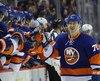 Le choix de première ronde des Islanders en 2015, Anthony Beauvillier, croit que l'équipe le gardera à New York jusqu'à la fin de la saison.