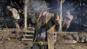 Image principale de l'article Red Dead Redemption 2 sortira enfin sur PC