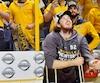 Quand leur joueur de centre no 1 Ryan Johansen a été blessé dans le quatrième match de la série contre les Ducks d'Anaheim, on a cru que les Predators de Nashville allaient s'effondrer. Mais ça ne s'est pas produit.