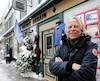 Daniel Gross, propriétaire de six boutiques dans le Vieux-Québec, a demandé et obtenu une indemnisation satisfaisante pour quatre de ses commerces.