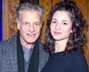 Bernard Fortin et sa fille Corinne Fortin
