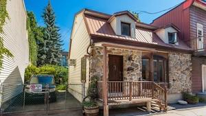 Une maison «cute» à vendre pour 750 000$
