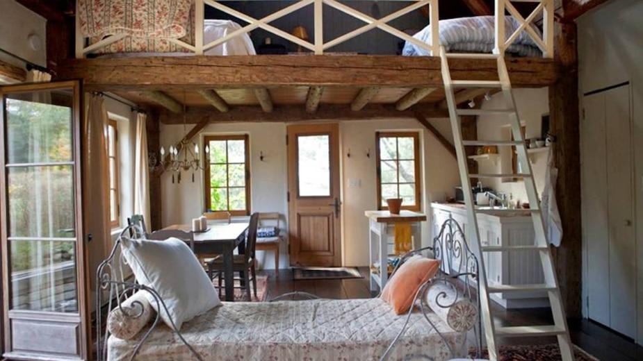 Voici la mini-maison en nature parfaite à Sutton