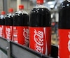 Bloc Coca-Cola Coke