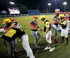 Lors du match de dimanche disputé à Williamsport entre les Cardinals et les Pirates, on a eu droit à un avant-goût des uniformes que porteront les équipes du baseball majeur le week-end prochain.