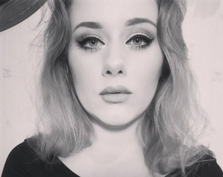 Voici le sosie d'Adele