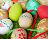 Célébrer Pâques avec de vieux amis
