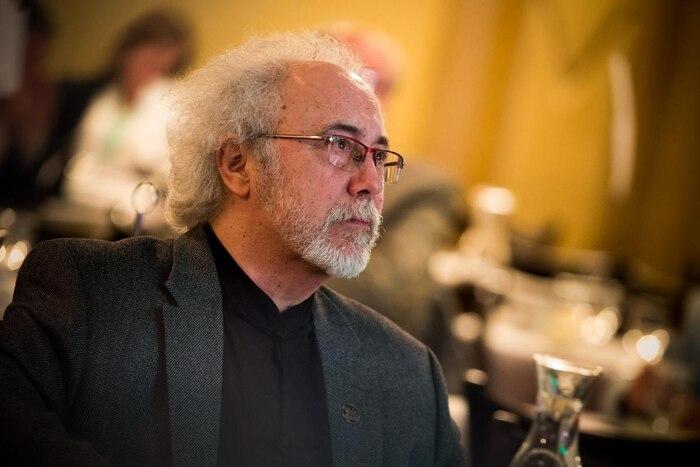 Jean-Pierre Charbonneau est le président du Mouvement démocratie nouvelle et l'ancien président de l'Assemblée nationale du Québec.