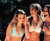 Dans le thriller <i>Instinct de survie –piégés</i>, la Québécoise Sophie Nélisse joue notamment aux côtés de Corinne Foxx et Sistine Rose Stallone.