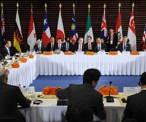 CHINA-US-ASIA-DIPLOMACY-TRADE-TPP-DEAL-ABE-FILES