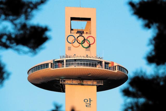 La tour des médias.